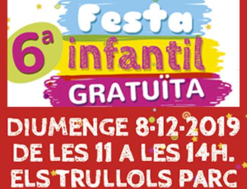 6ª Festa Infantil a Els Trullols Parc