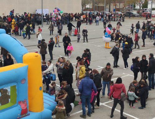 Els Trullols Parc celebra amb èxit la sisena edició de la Festa Infantil