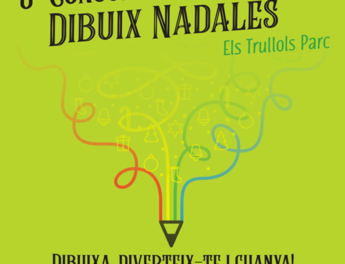 6è Concurs de Dibuix Nadales i 2n Concurs de Poesia per adults d'Els Trullols Parc